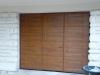 Porte garage à Chelles